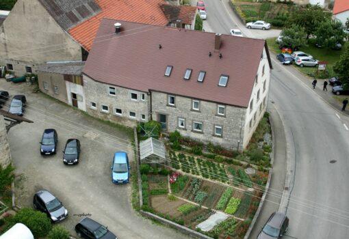 Luftaufnahme Weiler